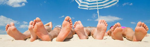 Urlaub im Ferienhaus für 14 Personen