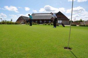Billede af Outrup Golfbane