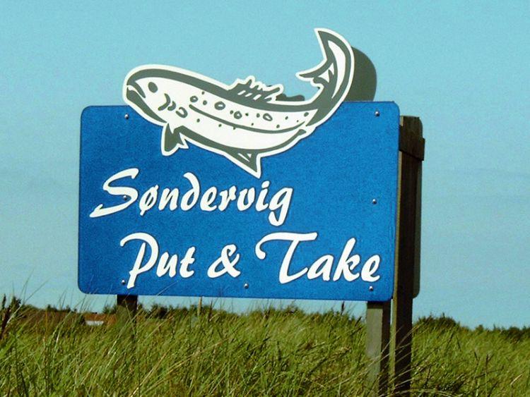 Billede af Søndervig Put & Take