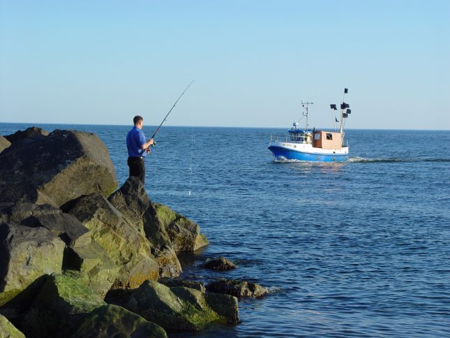Fiskeri i Vesterhavet - Fakta om Vesterhavet
