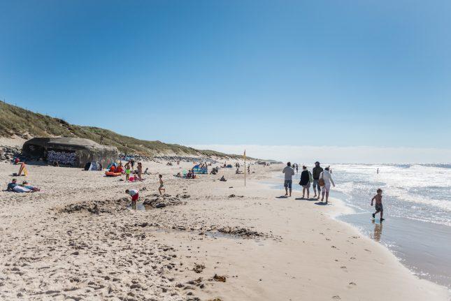 Familier ved Vesterhavet - Fakta om Vesterhavet
