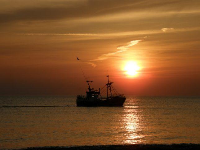 Vesterhavet har en lang historie