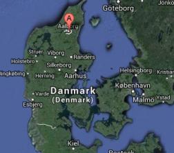 Jütland Nord Aalborg