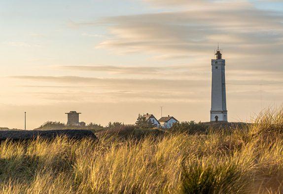 Blåvandshuk Fyr (Lighthouse)