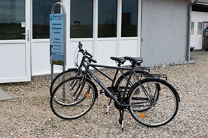 Billede af Fahrradverleih bei Bjerregård Camping