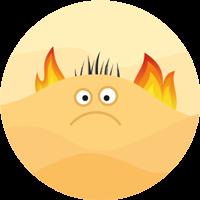 Bitte kein Feuer und nicht in den Dünen grillen