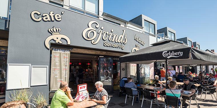 Ejvinds Bageri i Søndervig