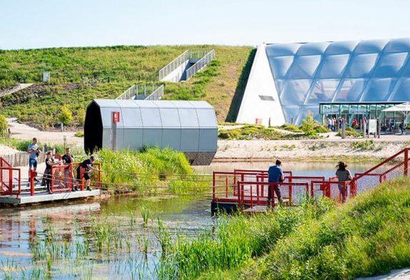 Erlebnispark Naturkraft in Ringkøbing