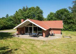 Helles und gemütliches Ferienhaus in ruhiger Umgebung. Kat. nr.:  20103, Birkelunden 49, Jegum;