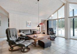 Traumhaftes Nicht-Raucher Holzhaus mit Sauna und Whirlpool (Bild 3)
