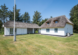 Charmantes Reetdachhaus auf idyllischem Grundstück