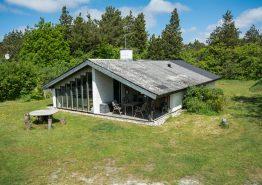 Klassisches Ferienhaus mit Kaminofen auf herrlichem Naturgrundstück (Bild 1)
