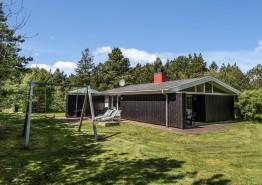 Gemütliches kleines Ferienhaus mit Kaminofen