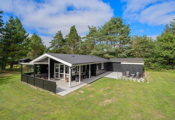 Hyggeligt sommerhus til 5 personer i Houstrup
