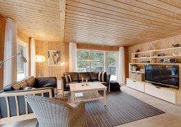Gemütliches Ferienhaus mit Kaminofen auf idyllischem Naturgrundstück (Bild 3)