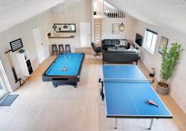 5+ Sterne-Luxushaus für 24 Personen mit Pool und Aktivitetsraum (Bild 3)