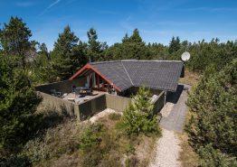 Gemütliches Holzhaus in Houstrup mit Kamin (Bild 1)