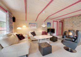 Helles Ferienhaus mit Sauna und Whirlpool in toller Umgebung (Bild 3)