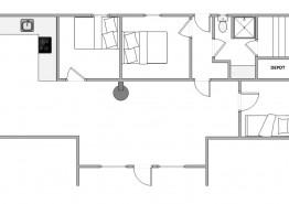 Traumhaftes Reetdachhaus in ruhiger Lage (Bild 2)