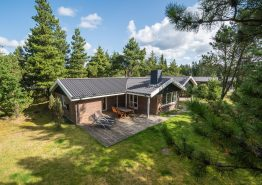 Charmantes Ferienhaus mit Sauna in geschützter Umgebung