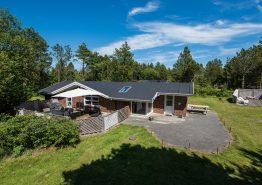 Gemütliches Ferienhaus mit Whirlpool und Sauna