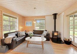 Lyst og moderne feriehus med spa og sauna (billede 3)
