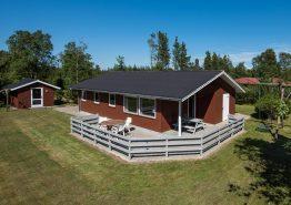 Gemütliches Sommerhaus mit Sauna auf herrlichem Naturgrundstück (Bild 1)