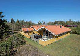 Sehr klassisches Ferienhaus mit Whirlpool und Sauna. Kat. nr.:  30636, Hedevang 65;