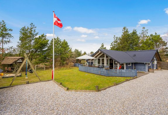 Holzferienhaus mit Sauna, Whirlpool und Sternenblick