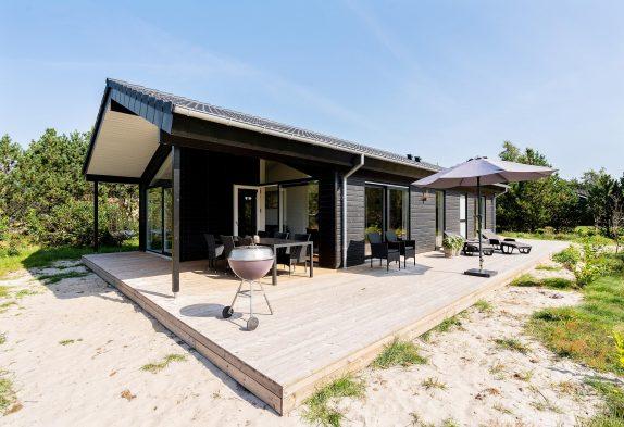Modernes, neugebautes Ferienhaus mit 2 Badezimmern - Esmark