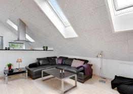 Schöne große Wohnung mit kostenloser Bettwäsche und Wärmeverbrauch (Bild 3)