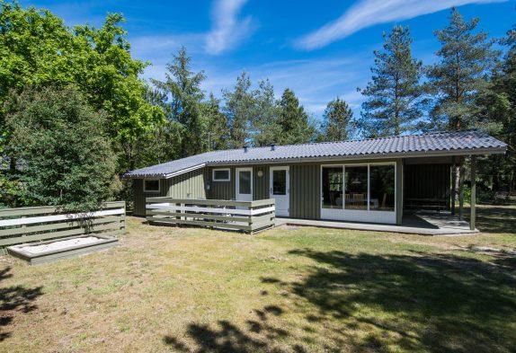 Hundefreundliches Familienhaus mit Sauna und toller Natur