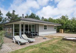 Modernes Ferienhaus mit Sauna und Whirlpool für die ganze Familie (Bild 1)