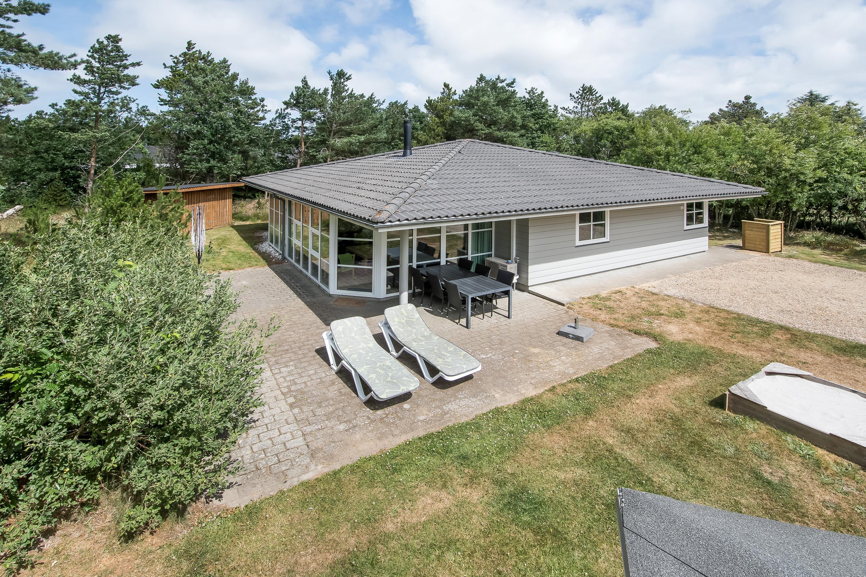 Modernes Ferienhaus mit Sauna und Whirlpool für die ganze Familie (Bild  35)