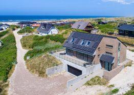 Luxusferienhaus der absoluten Sonderklasse direkt an der Nordsee