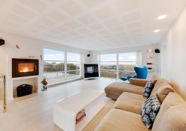 Stilvolles Luxushaus mit Panoramaaussicht über die Nordsee (Bild 3)