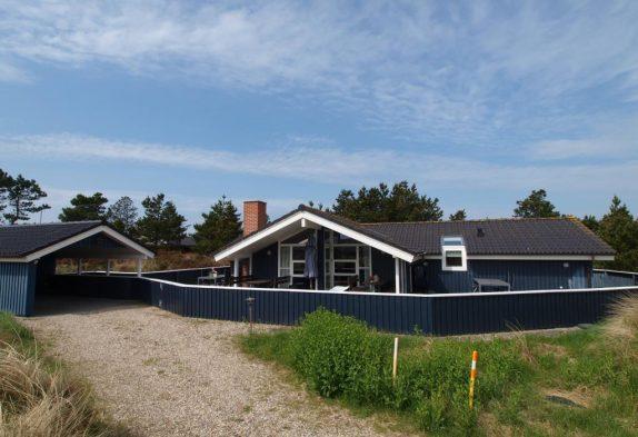 Modernes Sommerhaus mit Whirlpool und Sauna in fantastischer Lage