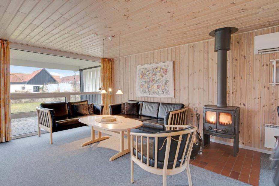 Schön ... Gemütliches Ferienhaus In Henne Strand Mit 2 Badezimmern (Bild 3) ...