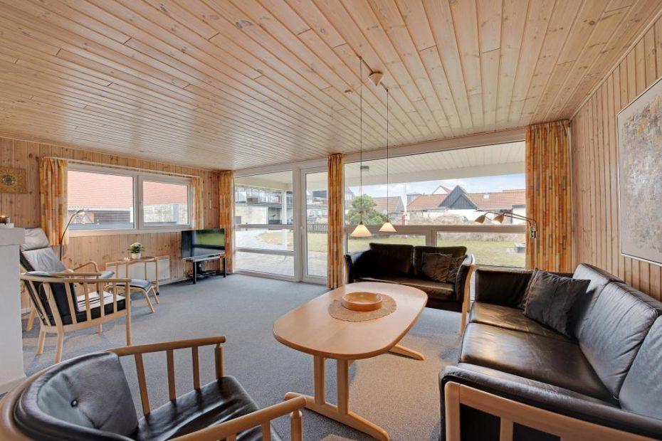 ... Gemütliches Ferienhaus In Henne Strand Mit 2 Badezimmern (Bild 7) ...