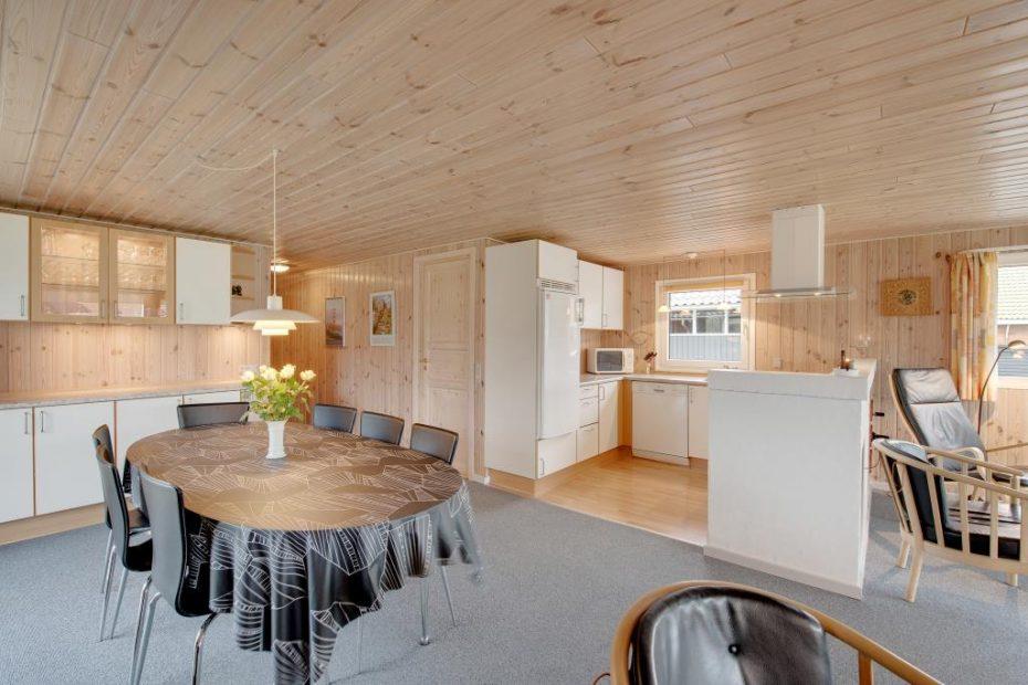 Gemütliches Ferienhaus In Henne Strand Mit Badezimmern Esmark - Fotos von badezimmern