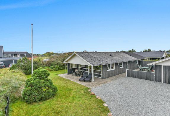 Gemütliches Ferienhaus in Henne Strand mit 2 Badezimmern - Esmark