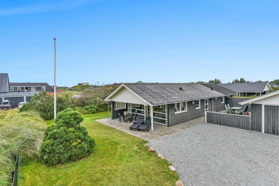 Gemütliches Ferienhaus In Henne Strand Mit 2 Badezimmern (Bild 1) ...