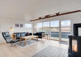 Charmerende feriehus med egen sauna på en herlig klitgrund (billede 3)