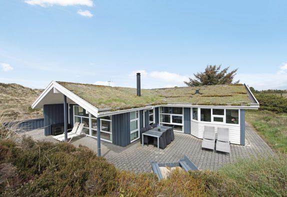 Charmantes Ferienhaus mit Whirlpool und Sauna