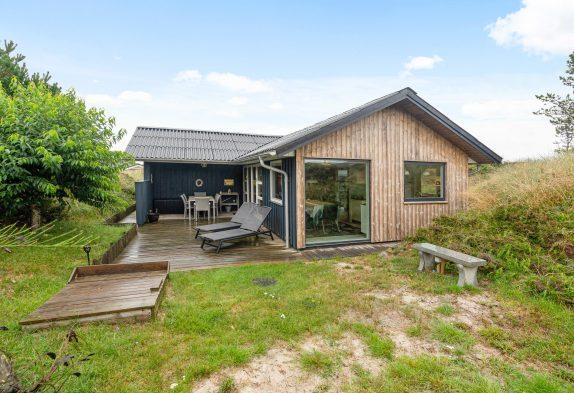 Schönes Sommerhaus für 6 Personen in Henne Strand