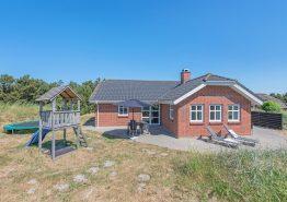 Grosses tolles Ferienhaus mit Whirlpool und Sauna auf schönem Dünengrundstück. Kat. nr.:  40955, Porsevej 30;