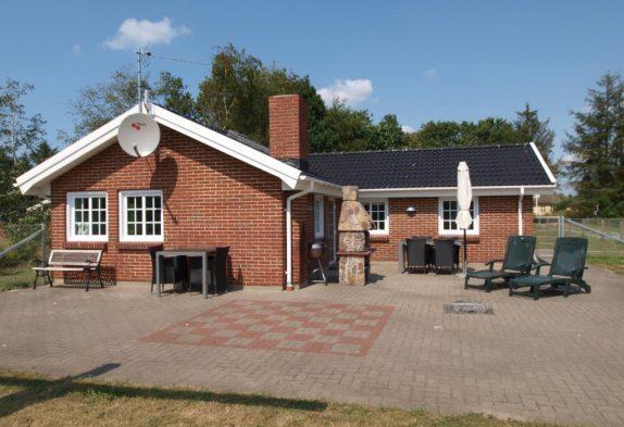 Kinderfreundliches und gemütliches Sommerhaus mit Whirlpool
