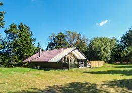 Gemütliches Ferienhaus mit Kaminofen in herrlicher Natur