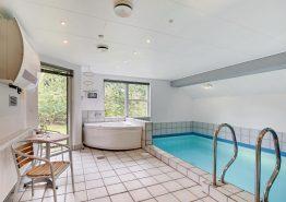 Hyggeligt poolhus for hele familien med stor terrasse (billede 3)