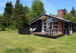 Tolles Ferienhaus in Henneby mit Sauna und Whirlpool. Kat. nr.:  41914, Horsevej 10, Henneby;